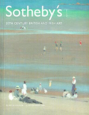 Sothebys September 2004 20th Century British and: Sothebys