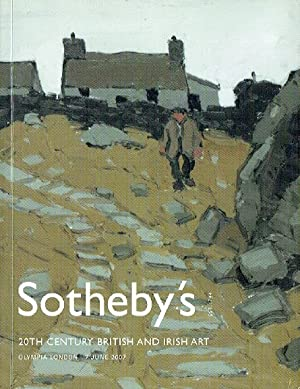 Sothebys June 2007 20th Century British and: Sothebys