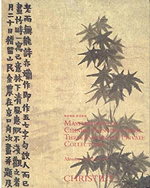 Christies May 2008 Masterworks of Chinese Paintings - Private Collection