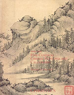 Christies May 2007 Fine Chinese Classical Paintings and Calligraphy