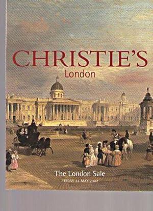 Christies 2002 The London Sale: Christies