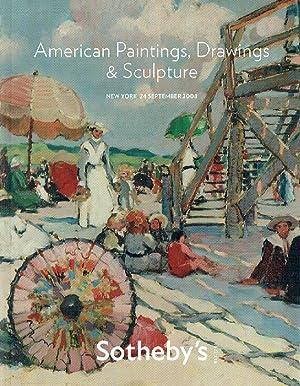 Sothebys September 2008 American Paintings, Drawings &: Sothebys