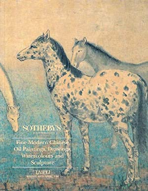 Sothebys April 1995 Fine Modern Chinese Paintings, Drawings & Sculpture