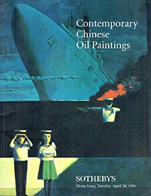 Sothebys April 1996 Contemporary Chinese Oil Paintings: Sothebys