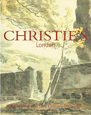 Christies July 2002 Old Master & 19th Century Drawings