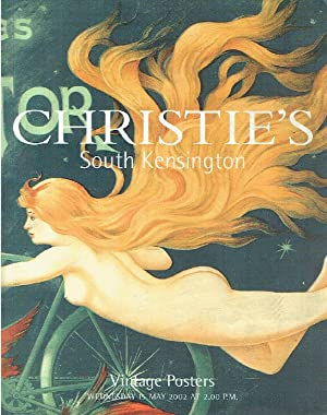 Christies May 2002 Vintage Posters