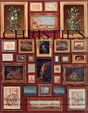 Christies December 2004 Old Master and 19th Century Drawings