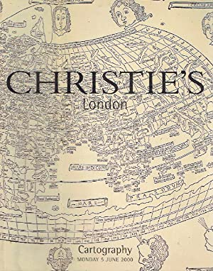 Christies June 2000 Cartography