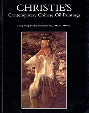 Christies November 1996 Contemporary Chinese Oil Paintings: Christies