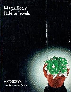 Sothebys November 1997 Magnificent Jadeite Jewels: Sothebys