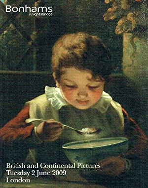 Bonhams June 2009 British and Continental Pictures: Bonhams