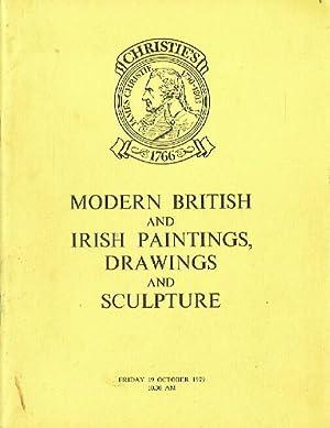 Christies October 1979 Modern British and Irish: Christies