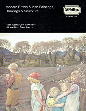 Phillips March 1997 Modern British & Irish: Phillips