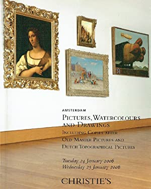 Christies Pictures and Drawings including Old Master: Christies