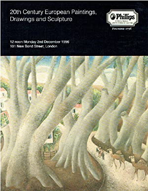 Phillips December 1996 20th Century European Paintings,: Phillips