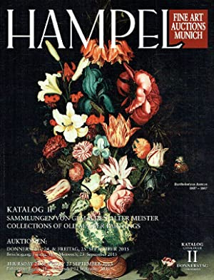 Hampel September 2015 Old Master Paintings Collection - Catalogue II