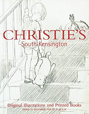 Christies December 1999 Original Illustrations & Illustrated: Christies