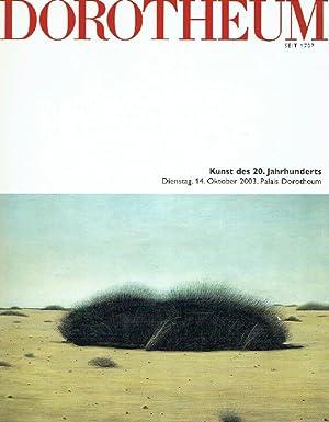 Dorotheum October 2003 20th Century Art: Misc.
