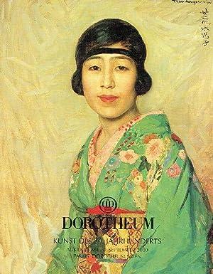 Dorotheum September 2000 20th Century Art: Misc.