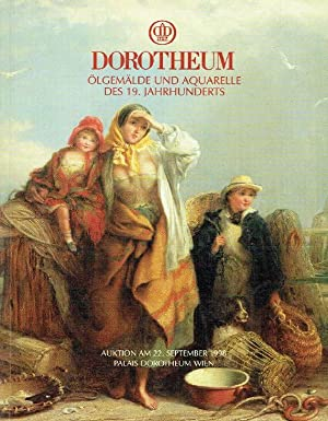 Dorotheum September 1998 19th Century Oil Paintings: Misc.