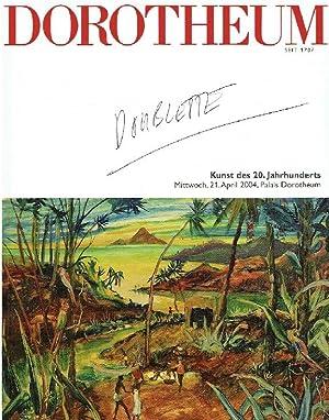Dorotheum April 2004 20th Century Art: Misc.