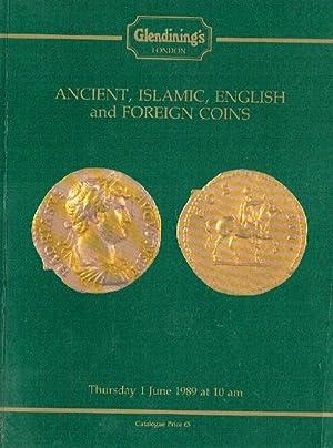 Glendinings June 1989 Ancient, Islamic, English &: Glendinings