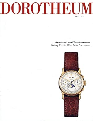 Dorotheum May 2014 Wristwatches & Pocket Watches: Misc.