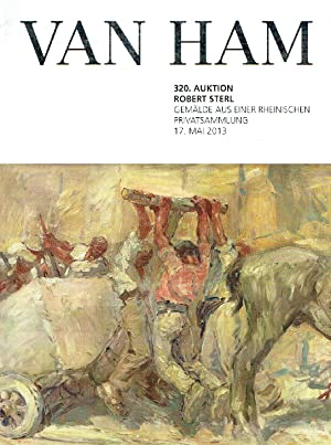 Van Ham May 2013 Robert Sterl -: Misc.