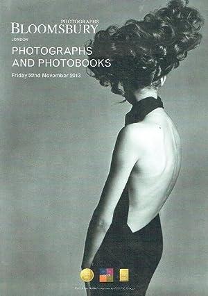 Bloomsbury November 2013 Photographs & Photobooks: Misc.