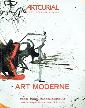 Artcurial March 2010 Modern Art: Misc.