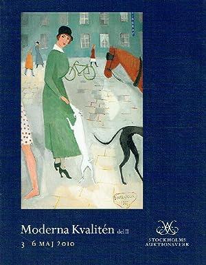 Stockholms Auktionsverk May 2010 Modern Art &: Misc.