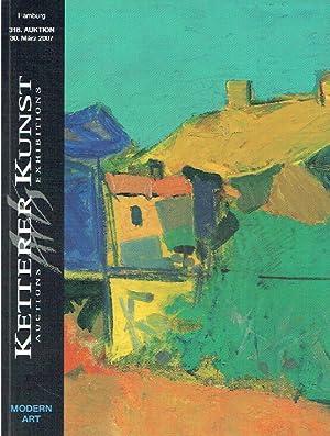 Ketterer March 2007 Modern Art: Misc.