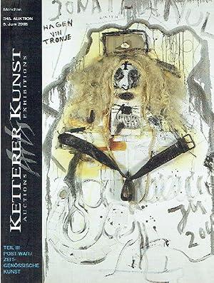 Ketterer June 2008 Post War Art: Misc.