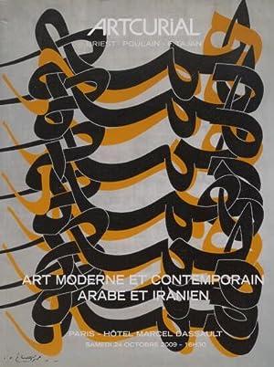 Artcurial 2009 Modern & Contemporary Art Arab: Artcurial