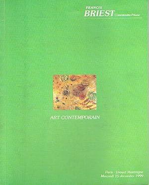 Briest December 1999 Contemporary Art: Misc.