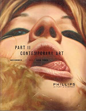 Phillips November 2006 Contemporary Art - Part: Phillips