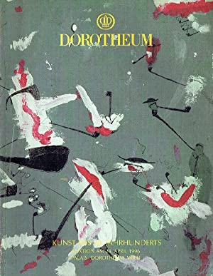 Dorotheum April 1996 20th Century Art: Misc.