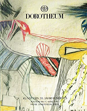 Dorotheum March 1997 20th Century Art: Misc.