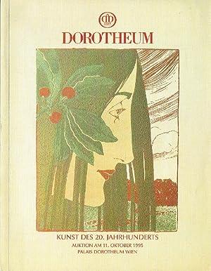 Dorotheum October 1995 20th Century Art: Misc.