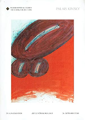 Wiener Kunst Auktionen September 2000 Contemporary Art: Misc.