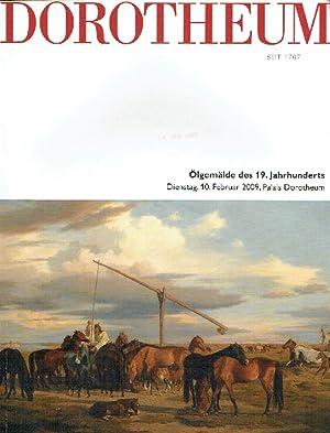 Dorotheum February 2009 19th Century Paintings: Misc.