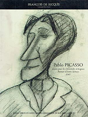 Francois De Ricqles May 2000 Picasso Studies: Misc.