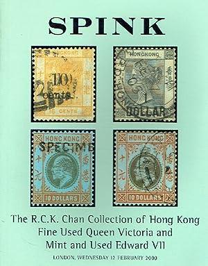 Spink Feb 2003 Stamps - Queen Victoria: Spink