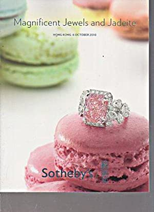 Sothebys 2010 Magnificent Jewels and Jadeite: Sothebys