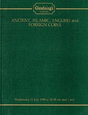 Glendinings July 1990 Ancient, Islamic, English &: Glendinings
