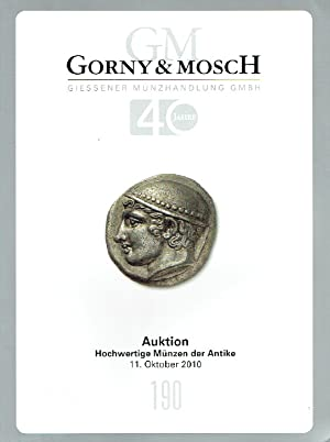 Gorny & Mosch October 2010 Fine Ancient: Misc.