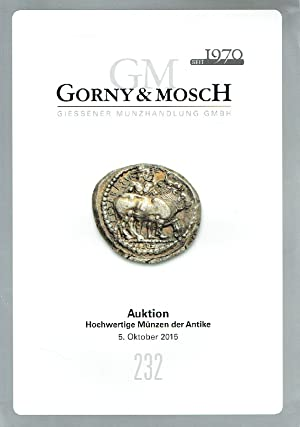 Gorny & Mosch October 2015 Fine Ancient: Misc.