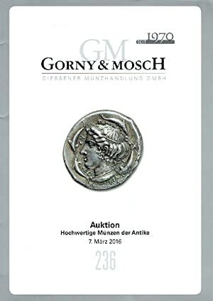 Gorny & Mosch March 2016 Fine Ancient: Misc.