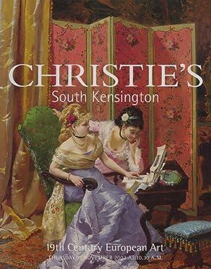 Christies 2002 19th Century European Art: Christies