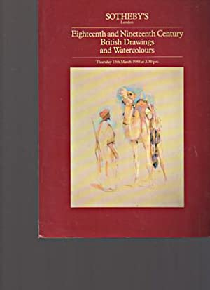 Sothebys 1984 18th & 19th Century British: Sothebys
